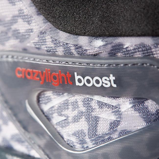 best loved d88a8 ba5d2 Crazylight Boost 6 (D73980)