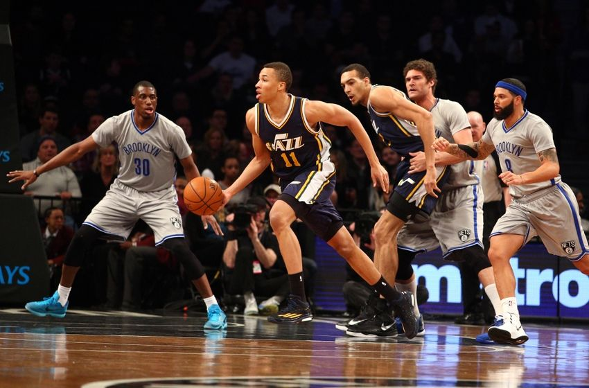 d9637a86f379 Dante Exum Talks About adidas P.E. s + Wearing Yeezy Boosts In An NBA Game
