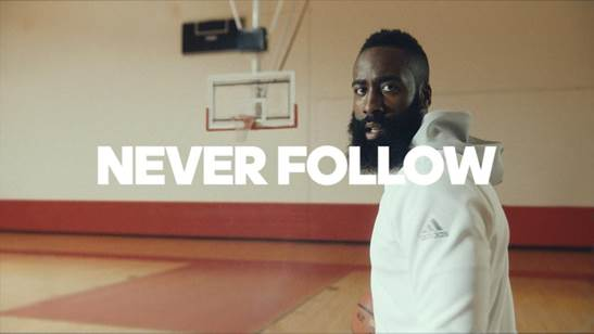 Perspectiva Saltar Poderoso  Watch James Harden's First Adidas Commercial » Starting5online