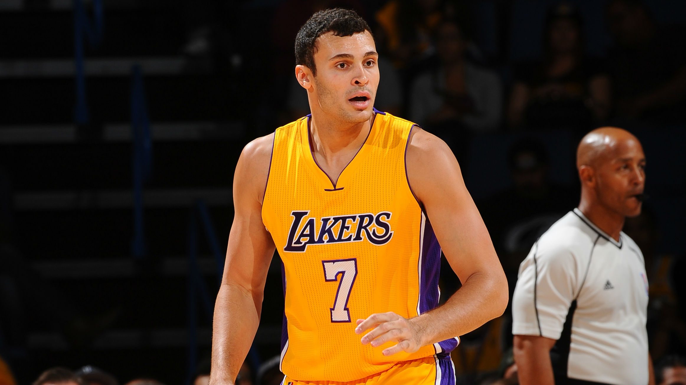 The Future is Bright for Larry Nance Jr and the Young Lakers