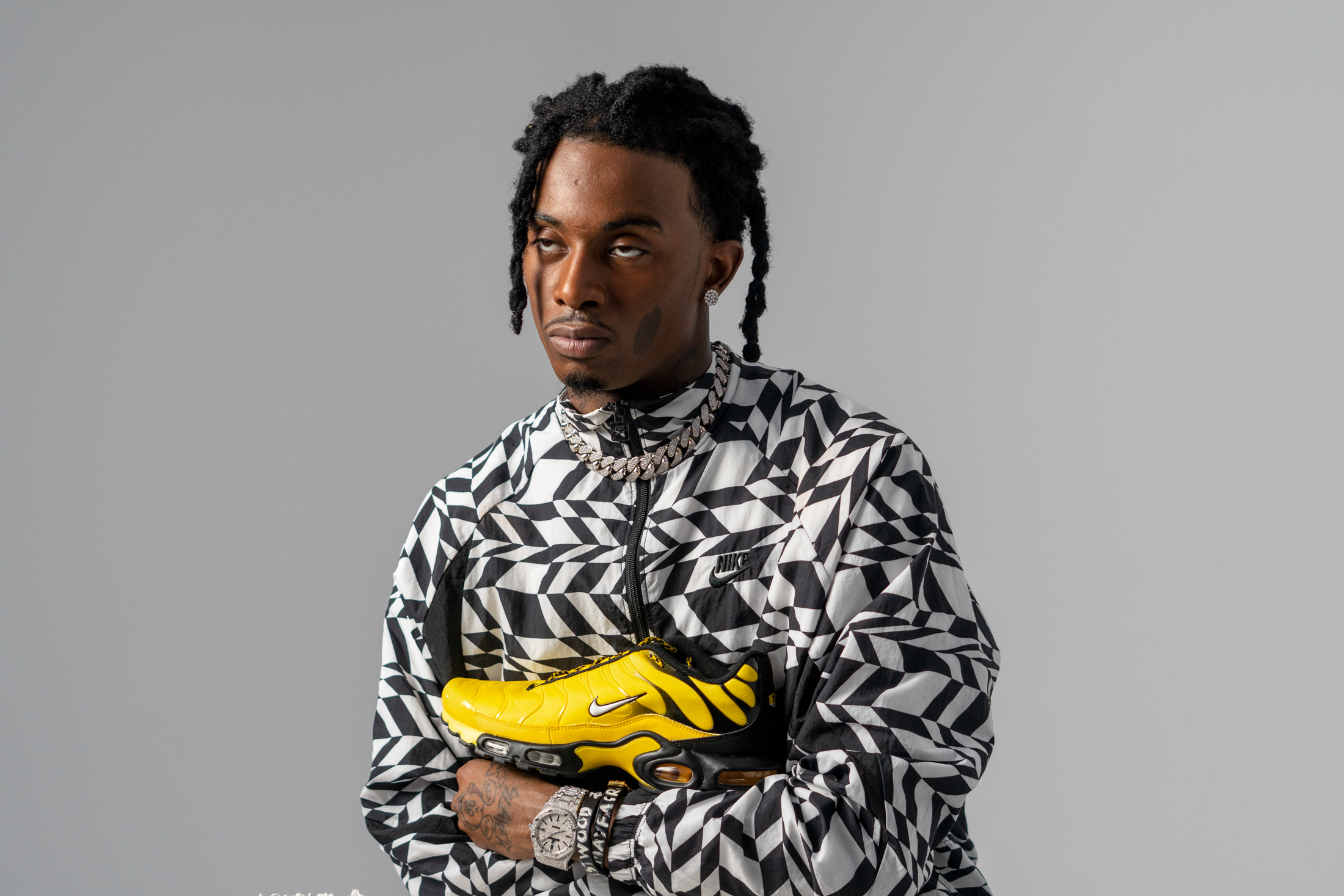 the best attitude 059e7 7c212 Playboi Carti x Foot Locker Unveil Exclusive Air Max Pack