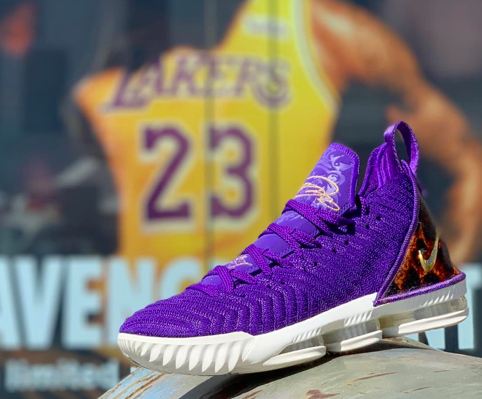 231155a0f2e Nike LeBron 16 King Court Purple Release Date » Starting5online